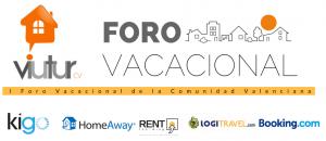 Foro sobre turismo vacacional en VALENCIA. 8 de junio.