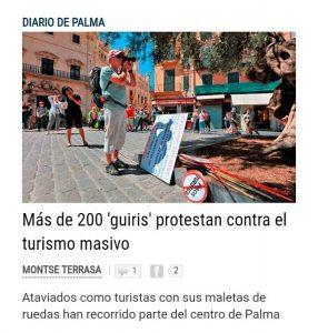 Los grandes medios anuncian las ciudades que más odian a los turistas… por su política restrictiva de alquiler vacacional