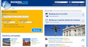 Webinar de Booking sobre funcionamiento de  su plataforma