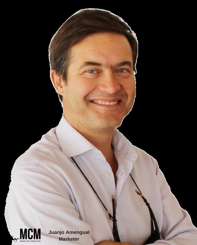 Juanjo Amengual , Consultor de marketing y director de MCM